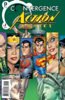 Convergence: Action Comics - Full Set of 2 Comics